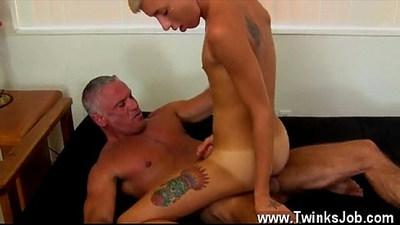 anal  blonde gay  bodybuilder