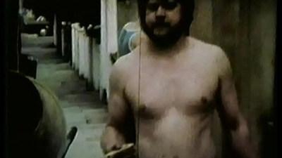 gay sex  naked man  public sex