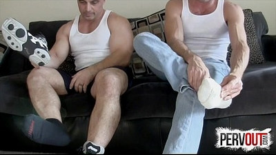 gay sex  jerking off  males