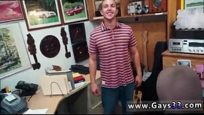 ass fuck  blonde gay  blowjob