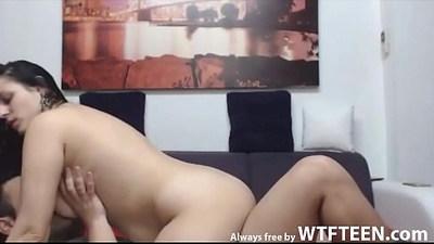 anal  black cock  black hair