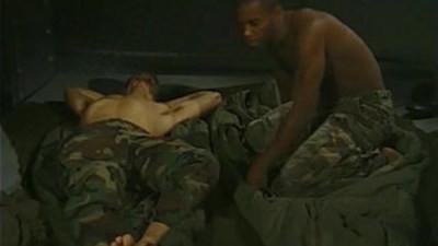 army  ass  black gay