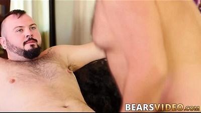 bareback  bears  blowjob