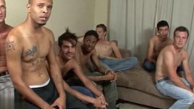 boys  bukkake  gay group sex
