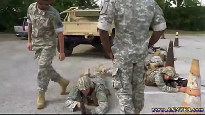 army  black gay  blowjob