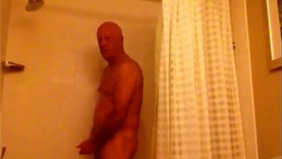fisting  shower